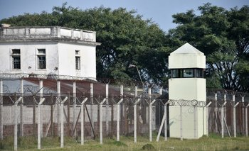 Excentro clandestino de reclusión y cárcel La Tablada, conocido como Base Roberto durante la dictadura militar