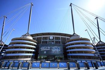 Etihad Stadium, el estadio de Manchester City