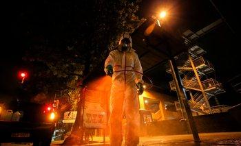 El 47% de los encuestados cree que ya pasó lo peor de la pandemia