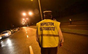 Cada inspector percibe una comisión del 35% de los recaudado por concepto de multas