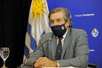 Carlos María Uriarte.
