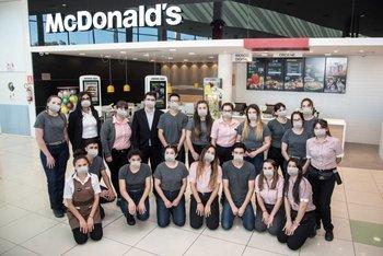 El anuncio coincide con el 30 aniversario de la marca en el país y con la inauguración del restaurant número 30 de la compañía en Uruguay en la ciudad de Rivera