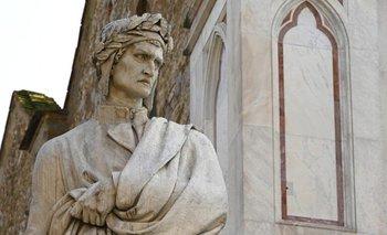 Este año se celebró el día de Dante, fijado todos los 25 marzo por decisión del ministerio de Cultura italiano