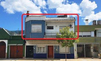 El apartamento tiene una superficie de 62 metros cuadrados