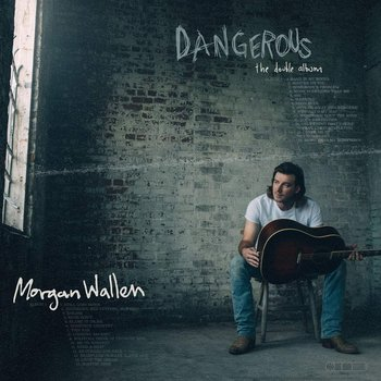 Portada del disco Dangerous, de Morgan Wallen