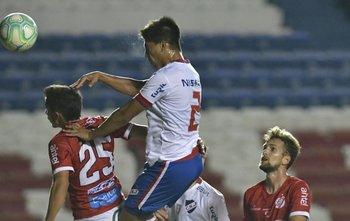 Laborda le gana a Cristobal y convierte 3-0