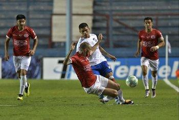 Ocampo, la figura de Nacional en la primera final