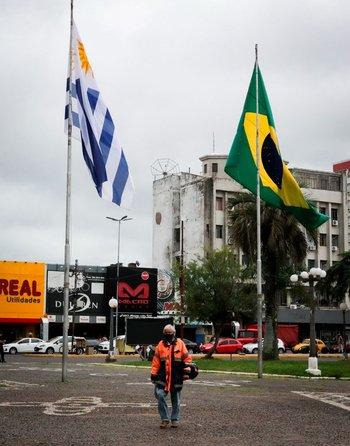 Rivera es el principal punto del país para el ingreso de migrantes hoy en día