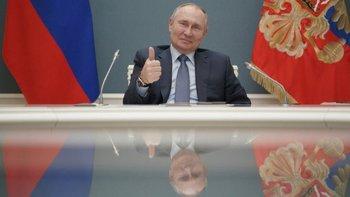 Putin lleva al mando de Rusia desde 2000. En 2008 lo cedió a su aliado Medvedev por cuatro años.