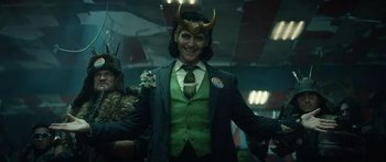 Tom Hiddleston vuelve a interpretar a Loki en su propia serie