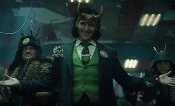 Tom Hiddleston vuelve a interpretar a Loki en su propia serie