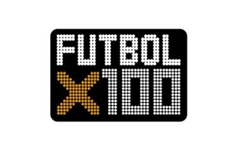 Logo de Fútbolx100