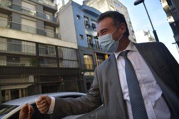 """Salinas aseguró que la vacunación """"arranca con todo"""""""