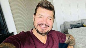 Marcelo Tinelli vuelve a la televisión luego de un año y medio sin programa