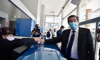 Cipriani se negó a recibir a las autoridades del SMU