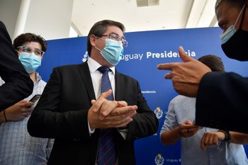 Cipriani convocó a una conferencia de prensa para anunciar los ceses