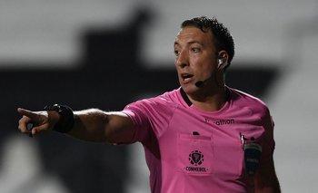 Diego Riveiro se equivocó y perjudicó a Peñarol en la última jugada