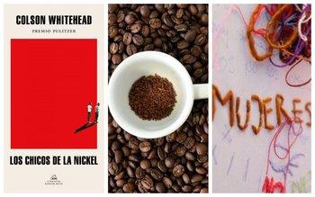 Libros, café y bordado, en el Picnic! de esta semana