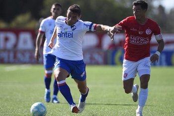 Gonzalo Bergessio y Andrés Rodales