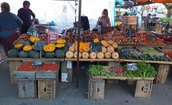 Los alimentos sin procesar están moderando su ritmo de aumento en los últimos meses.