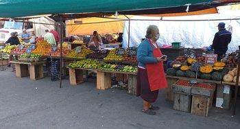 Los alimentos aumentaron 0,7% en promedio el pasado mes.