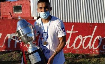 Brian Ocampo se llevó la Copa Uruguaya