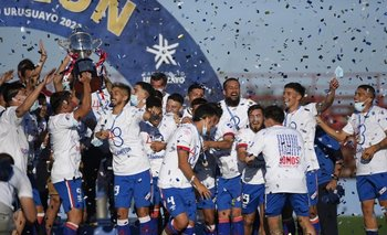 Nacional campeón del Uruguayo 2020