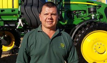 Álvaro Venturini, director de la Unidad Agrícola de Interagrovial SA.