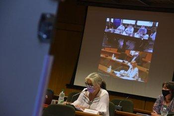 Las autoridades de ASSE respondieron preguntas del Frente Amplio, que las citó a la Comisión de Salud este jueves