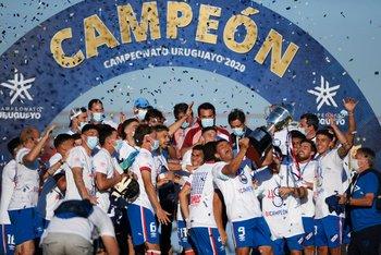 Nacional estrena la fase de grupos de la Libertadores 2021