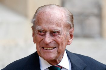 Felipe murió a los 99 años el pasado 9 de abril