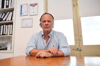 Juan Manuel Lanza, director de Clean & Company