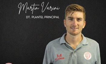 Martín Varini, nuevo DT de Rentistas para la temporada 2021