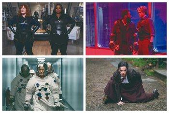 Cuatro estrenos de esta semana en plataformas de streaming