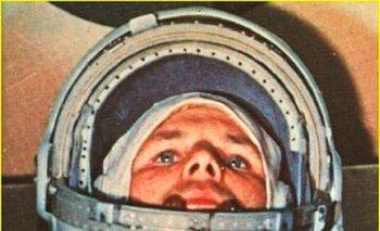 Hace 60 años Gagarin pasó a la historia como el primer hombre en orbitar la Tierra