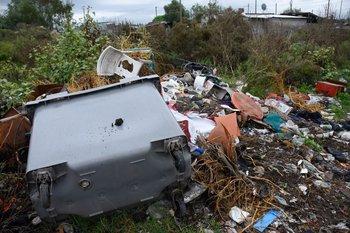 En 2020 ingresaron a Felipe Cardoso toneladas de basura