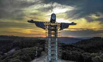 La estatua de Encantado llevará por nombre Cristo Protector.
