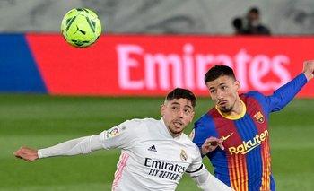 Valverde fue figura en el clásico