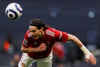 El presente de Cavani en Manchester United no puede ser mejor