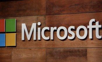 La tecnológica Microsoft está buscando un mayor crecimiento a través de nuevas adquisiciones