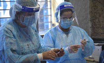 La campaña de vacunación comenzó el 1 de marzo en todo el país