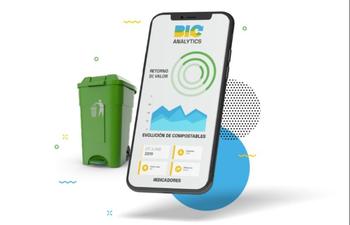 La digitalización llegó a los residuos
