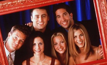 Los protagonistas de Friends aprontan la vuelta