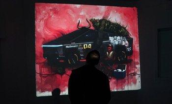 Galería de arte de Nueva York dedicada solamente a NFTs (Superchief Gallery NFT)