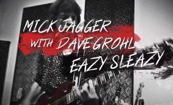 Jagger sorprendió a sus fanáticos este martes con un nuevo tema