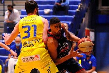 Devon Collier, 16 puntos y 15 rebotes