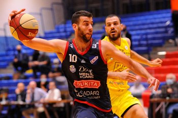 Santiago Moglia, figura con 21 puntos