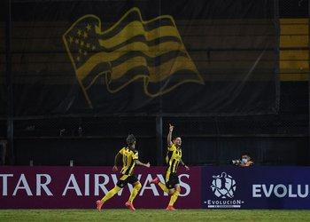 Torres y Álvarez Martínez, los hombres gol