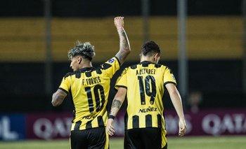 Torres y Álvarez Martínez, socios del gol