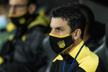 Mauricio Larriera, un triunfo que es oxígeno